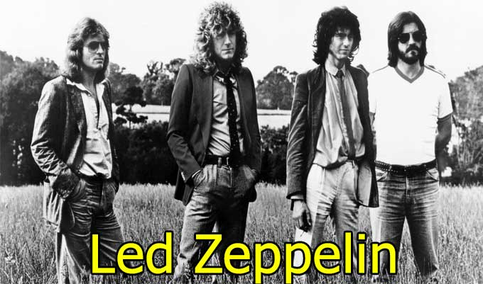Led-Zeppelin-band